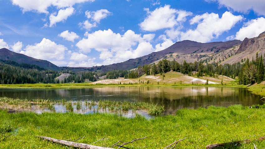 tenderfoot trail bonny lakes